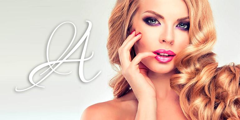 Визитка для салона красоты в городе Ногинск